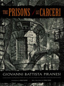 The Prisons / Le Carceri Book