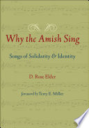 Why the Amish Sing
