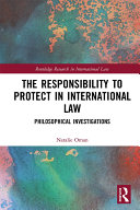 The Responsibility to Protect in International Law Pdf/ePub eBook