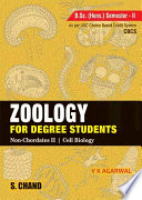 Zoology for Degree Students (For B.Sc. Hons. 2nd Semester, As per CBCS)