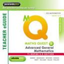 Maths Quest 11 Advanced General Mathematics TI-Nspire 2. 0 Edition Teacher Edition + EGuidePLUS