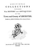 Bibliotheca Topographica Britannica