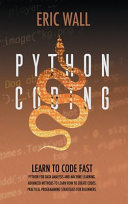 Python Coding Book PDF