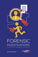 Forensic Investigations Book