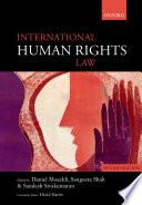 International Human Rights Law PDF