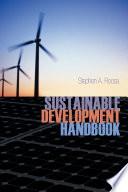 Sustainable Development Handbook