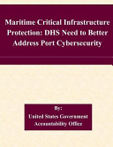 Maritime Critical Infrastructure Protection