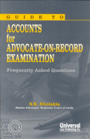 Guide to Accounts for Advocate-on-Record Examination Frequently Asked Questions