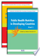 Public Health and Nutrition in Developing Countries (Part I and II)