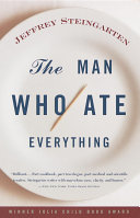 The Man Who Ate Everything Book