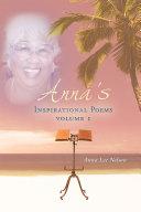 Anna's Inspirational Poems [Pdf/ePub] eBook