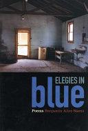 Elegies in Blue