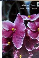 African Violet Magazine Book PDF