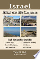 Israel Biblical Sites Bible Companion