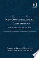 New Constitutionalism in Latin America Book
