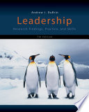 link to Leadership: Research Findings, Practice, and Skills in the TCC library catalog