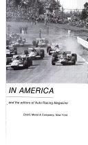 Road Racing in America