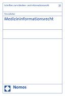 Medizininformationsrecht