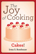 Pdf The Joy Of Cooking: Cakes!