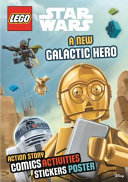 Lego® Star Wars: a New Galactic Hero (Sticker Poster Book)