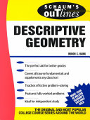 Schaum's Outline of Theory and Problems of Descriptive Geometry