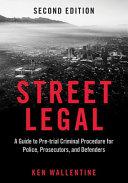 Street Legal ebook