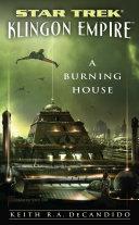 Pdf Star Trek: The Next Generation: Klingon Empire: A Burning House Telecharger