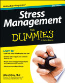 """Stress Management For Dummies"" by Allen Elkin"