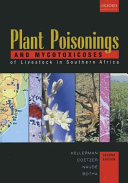 Plant Poisonings And Mycotoxicoses Of Livestock In Southern Africa Book PDF