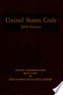 United States Code 2006 V 30