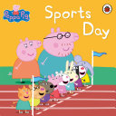 Peppa Pig Book  Sports Day