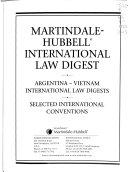 Martindale Hubbell Law Dige 3v