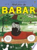 Histoire de Babar le petit éléphant