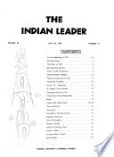 The Indian Leader