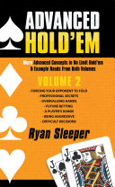 Advanced Hold'Em Volume 2