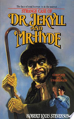Strange Case of Doctor Jekyll And Mr. Hyde banner backdrop