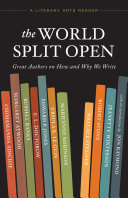 The World Split Open: Great Authors on How and Why We Write Pdf/ePub eBook