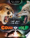 Cougar Vs Wolf