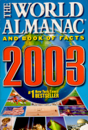 Pdf The World Almanac and Book of Facts 2003