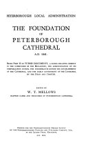 The Publications of the Northamptonshire Record Society