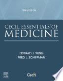 Cecil Essentials of Medicine E Book