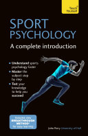 Sport Psychology  A Complete Introduction