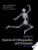 Apley s System of Orthopaedics and Fractures  Ninth Edition Book