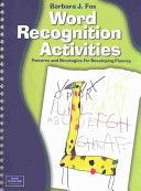 Word Recognition Activities