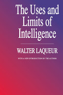 Pdf The Uses and Limits of Intelligence Telecharger