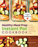 Healthy Meal Prep Instant Pot Cookbook Book