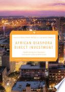 African Diaspora Direct Investment