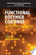 Functional Polymer Coatings