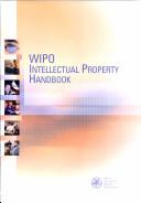 WIPO Intellectual Property Handbook