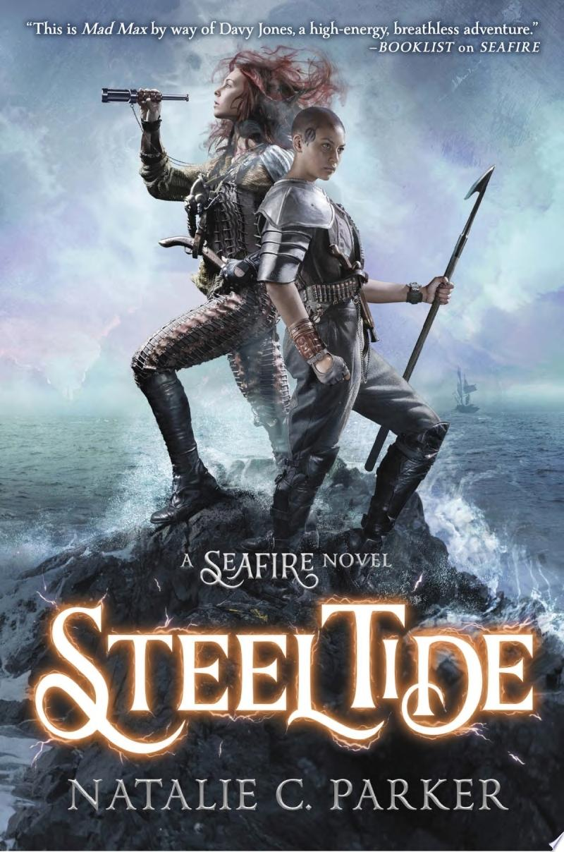 Steel Tide banner backdrop